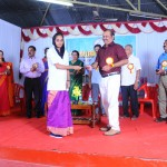 Distribution of Sarathlal Memorial Endowment Award